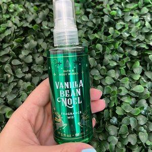 Mini body spray